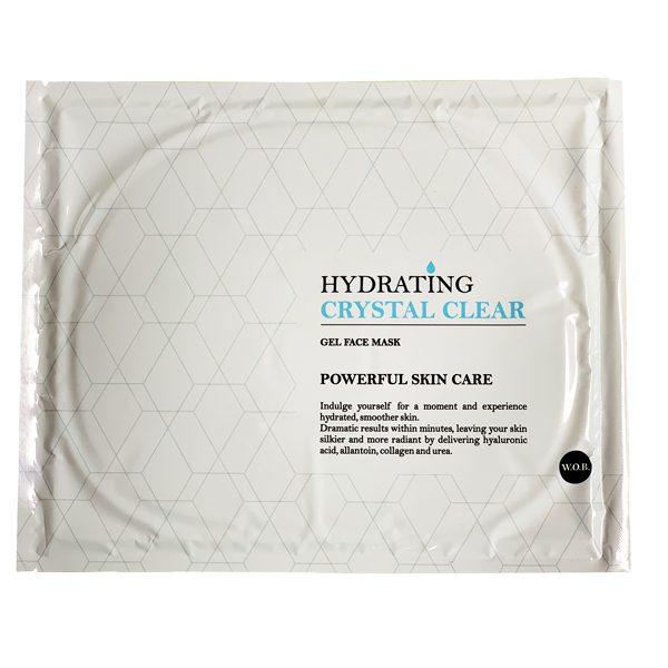 Produktbild Hydrating Crystal Clear Gelmaske