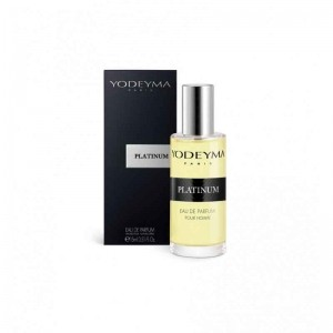 yodeyma eau de parfum platinum 15ml