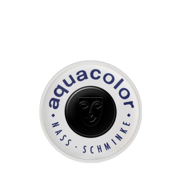Aquacolor Nassschminke schwarz Kryolan Produktbild