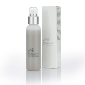 CNC MicroSilver Face & Body Spray