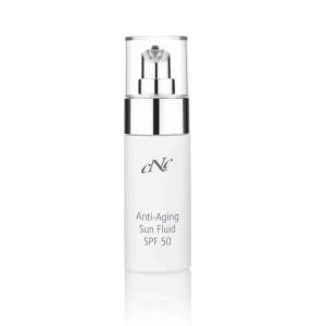 CNC aesthetic world Anti-Aging Sun Fluid SPF50
