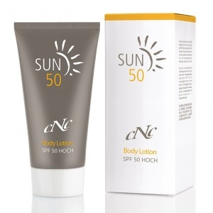 CNC Sun Bodylotion SPF 50 150ml