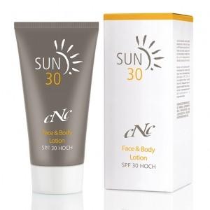 CNC Sun Face & Body Lotion SPF 30 150ml