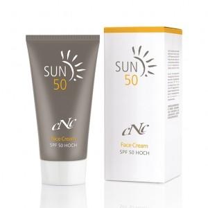CNC Sun Face Cream SPF 50 50ml