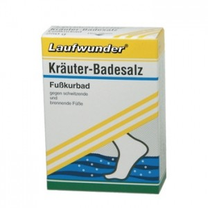 Laufwunder Kräuter-Badesalz 250g