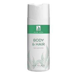 Vegas Aloe Vera Body & Hair 250ml