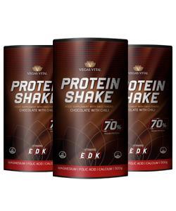 Vegas Protein Shake 3er