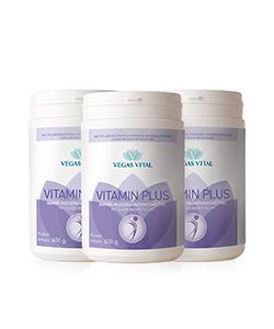 Vegas Vitamin Plus 3er