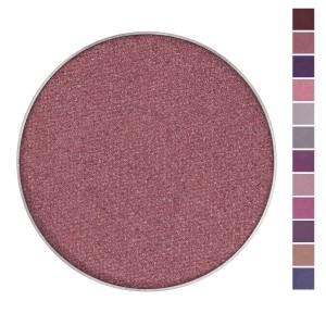 Kryolan Eye Shadow Glanz Nachfüller - Rosa- bis Violetttöne