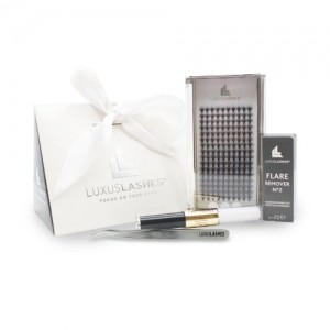 Luxuslashes Flare Lashes Set No2